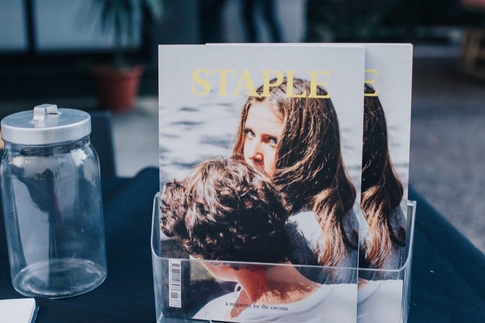 Staple Magazine